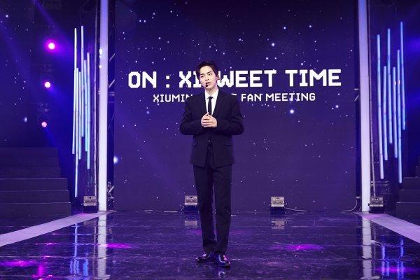 "[EXO][新聞]210328 XIUMIN""ON: XIUWEET TIME""寫真將於5月21日發售"