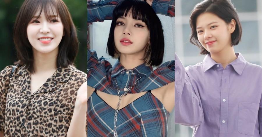 誰是K-POP界的短髮女神呢? Dispatch選出了最佳的八位短髮女愛豆