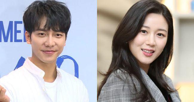 韓國演員李昇基和李多寅的戀情曝光