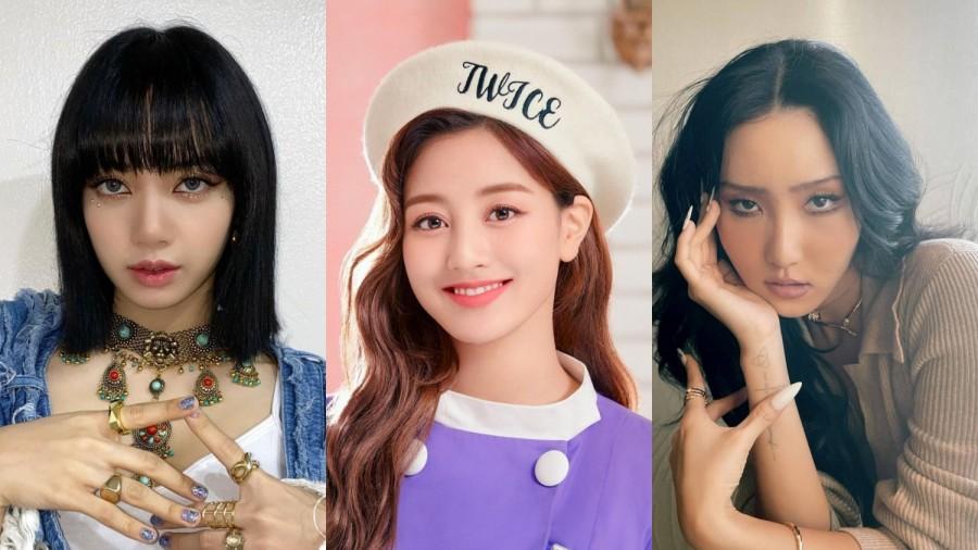 讓粉絲們超架不住的舞台魅力,最強舞台魅力女愛豆TOP5