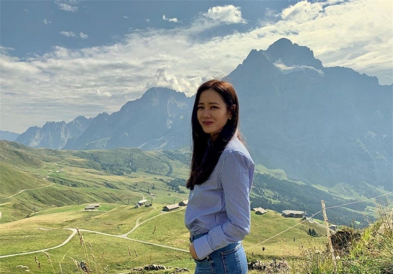 孫藝珍的非凡2021年:進軍好萊塢,與高端品牌簽約,走向婚姻?
