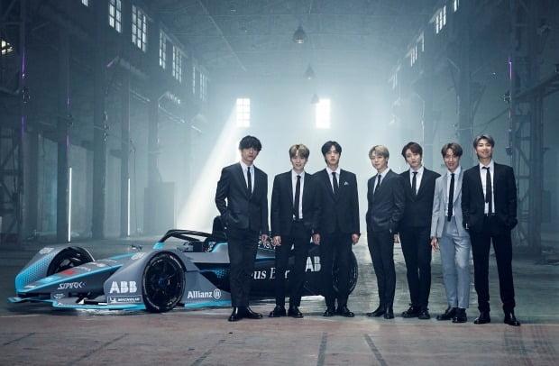 """[防彈少年團][新聞]210618 """"世界電動汽車大賽""""將在首爾舉行…BTS作為宣傳大使活躍"""