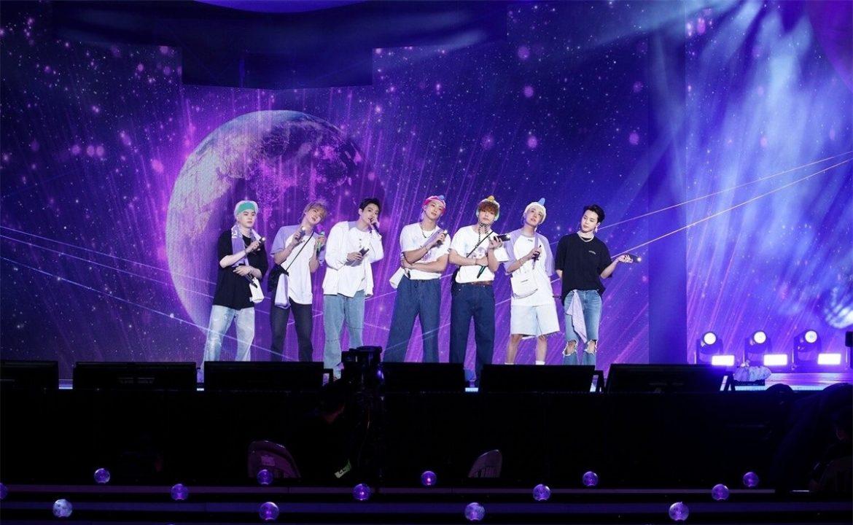 BTS演唱會在兩天內吸引133萬人,門票收入至少16億台幣