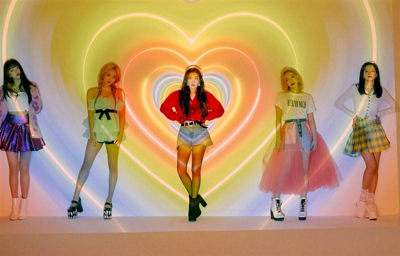 """[Red Velvet][新聞]210729 aespa·Brave Girls·Red Velvet…2021""""夏季女王""""競爭"""