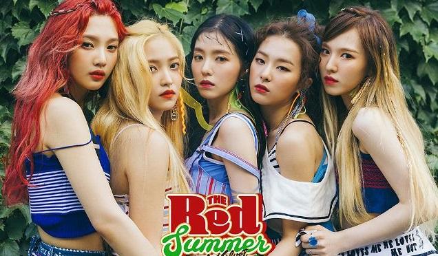 [Red Velvet][新聞]210617 炎熱的話自動播放…一提到夏天就會想起的6首歌曲