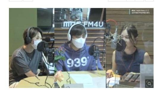 """[EXO][新聞]210729 《李智慧下午的發現》歌手朴載正""""是EXO伯賢粉絲,以前總買同款衣服來穿"""""""