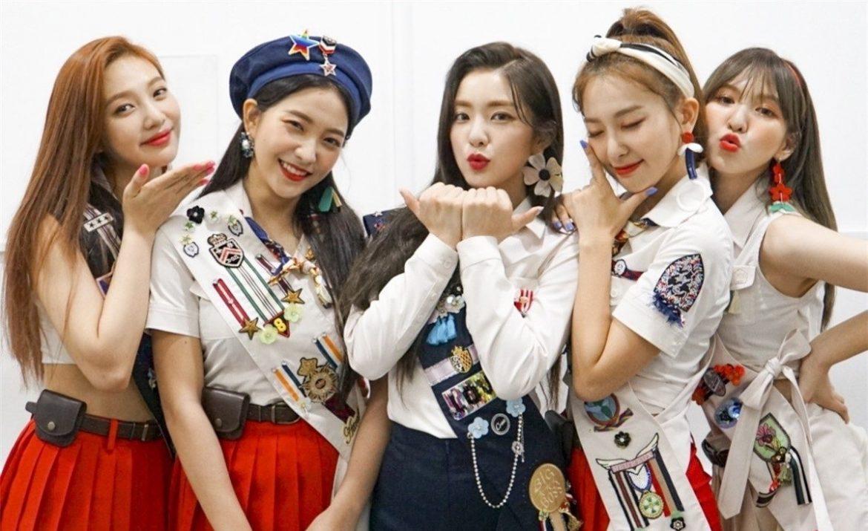 Red Velvet發布驚喜影片預告,並開設皇后神秘百貨商店