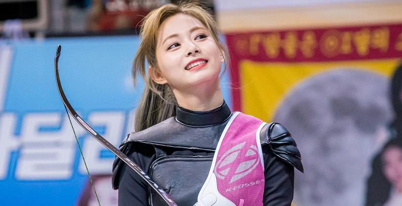 """TWICE子瑜被誤認為是奧運選手! 「這位美女選手到底是誰?」 """"美少女戰士?""""而成為話題再次受到關注。"""