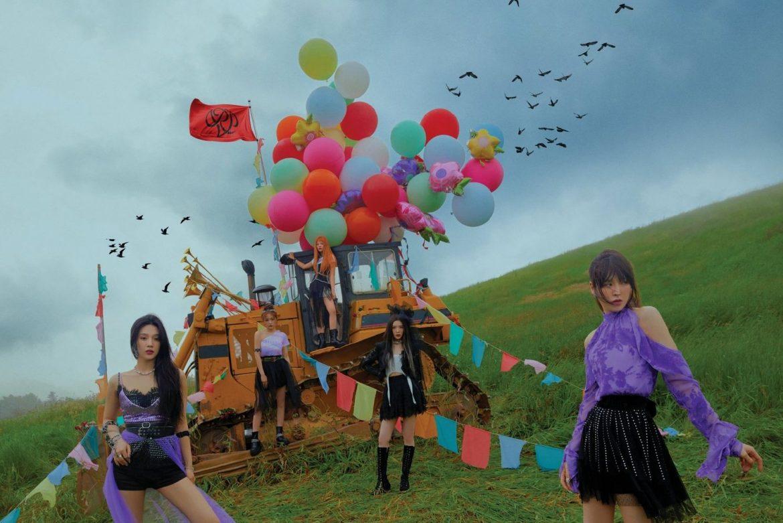 [Red Velvet][新聞]210912 《人氣歌謠》Red Velvet本週一位→7冠王