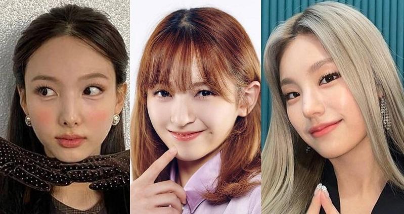 TWICE娜璉、ITZY黃禮志、Girls Planet 999阪本舞白,三人可愛的髮型!雖然相似但給人完全不同的印象