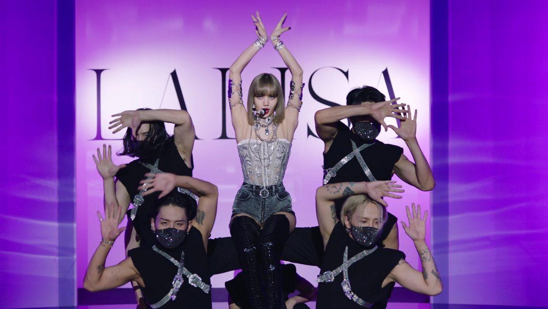 "BLACKPINK LISA沒有出演,在""音樂銀行""中獲得第一名"