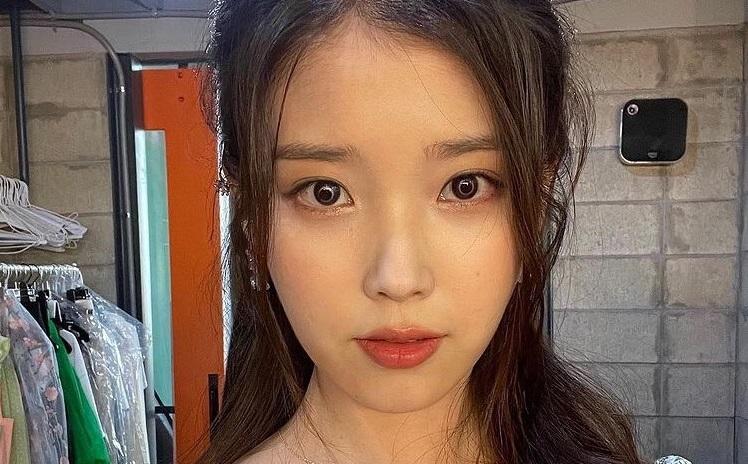 IU像公主嗎?優雅的美貌引人注目的近照曝光
