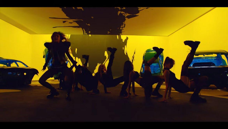 bugAboo公開第一張單曲《bug Aboo》表演預告片,關注6人的舞蹈線條