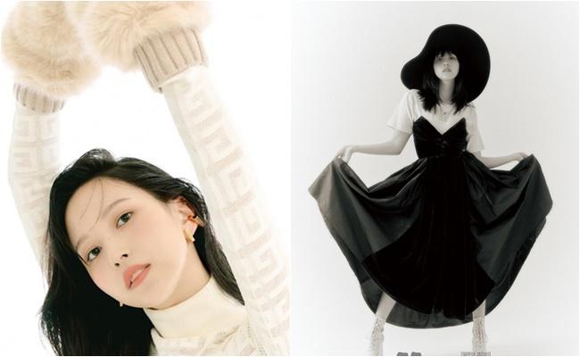 "TWICE Mina單獨出現在「Allure」畫報中!迎接6週年,期待今後活動的""年末演唱會"""